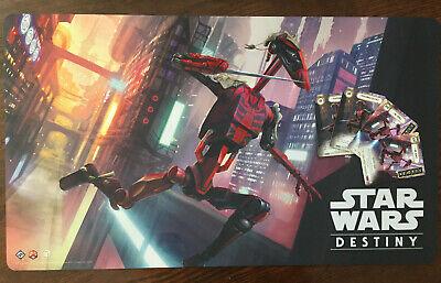 Star Wars Destiny - G19DB Premium Kit Prizes - Mr. Bones Mat, Mr Bones, Violence