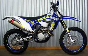 2017 Sherco 300 SEF-R Factory Tamworth Tamworth City Preview