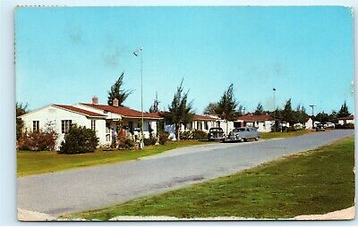 Manor Motel near Gainesville Florida FL Vintage Postcard D75 for sale  Shipping to Canada
