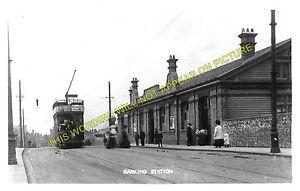 Barking-Railway-Station-Photo-East-Ham-to-Dagenham-and-Rainham-Lines-LT-SR-3
