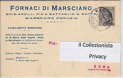 Fornaci Di Marsciano (Perugia)1930