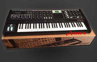 Limited Black Moog Minimoog Voyager Xl Synthesizer Keyboard  New   Armens