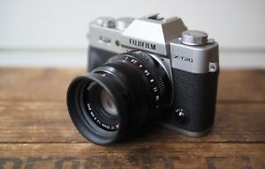 Fuji XT-20 Body *still under warranty*
