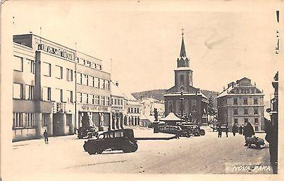 NOVA PAKA CZECHOSLOVAKIA~STREET VIEW PHOTO POSTCARD 1947