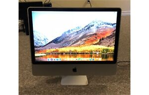 """24"""" iMac - Great Condition"""