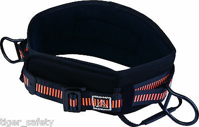Delta Plus Ex220 Work Positioning Belt For Harness Fall Arrest With Back Support
