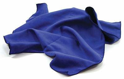 New! Aqua Sphere Swimmers Microfibre Dry Towel Blue - 2 Sizes To Choose From! - Swimmers Towel