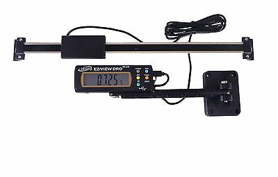 Digital Readout Dro Igaging 12 300 Mm With Remote Magnetic Lcd Display Preset