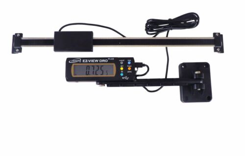 """Digital Readout DRO Igaging 12"""" / 300 mm with Remote Magnetic LCD Display Preset"""