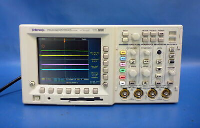 Textronix Tds 3014b Dpo Escope 100mhz 1.25gss 4-channel Color