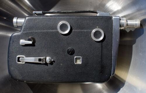 Cine-Kodak K-100 16mm camera body