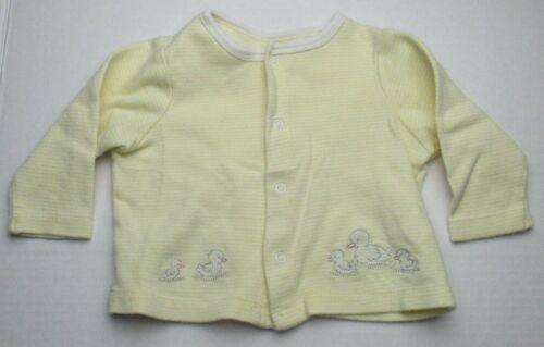 Infant Baby Boys 6 Months Little Me Duck Multicolor Long Sleeve Shirt