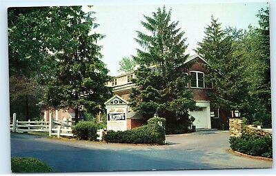 *Paper Mill Playhouse Kismet Brookside Drive Millburn New Jersey NJ Postcard B74 for sale  Shipping to Canada