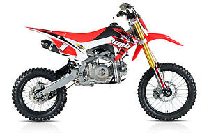 wpb 140 RACE Pit Dirt Bike Stomp Demon X 140cc Motocross, moto, petrol
