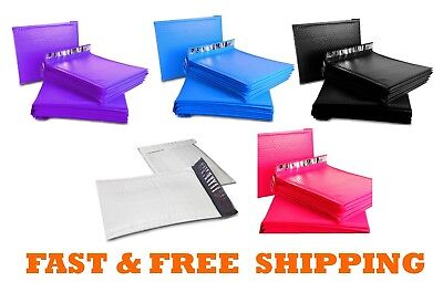 10-3000 0 6x10 Poly Bubble Padded Mailers Self Seal Envelopes 6 X 10 6 X 9
