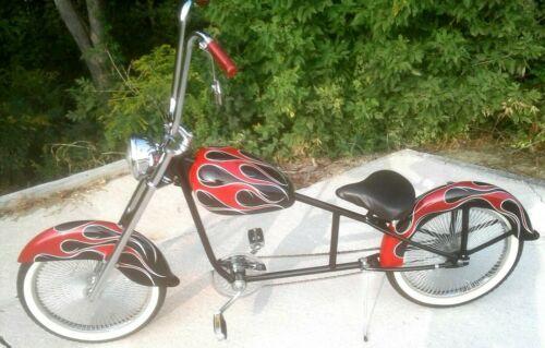 Custom Chopper Bicycle Bike Stingray Cruiser Vintage Motorcycle Style