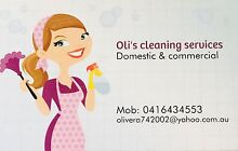 Oli's Cleaning Services! North Melbourne Melbourne City Preview