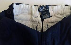 Polo Ralph Lauren Navey pant - Size 2 years Hornsby Hornsby Area Preview