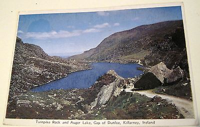 Ireland Turnpike Rock and Auger Lake Gap of Dunloe Killarney 242 Cardall - poste