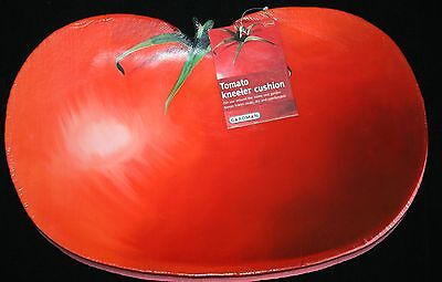 GARDMAN Tomato Shaped Kneeler NEW Home & Garden Kneeling Cushion Pad / Mat