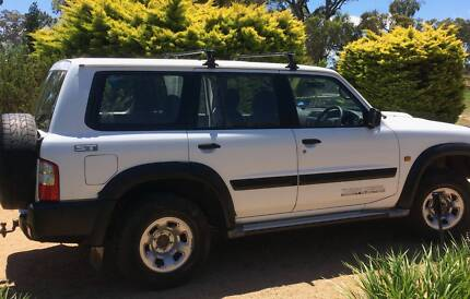 Nissan Patrol 2002 Turbo Diesel One Owner