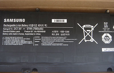original battery Samsung AA-PBWN4AB P530U4 NP530U4E NP540U4E NP740U3E