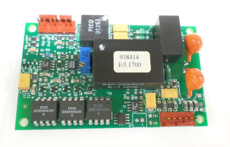MILLER CIRCUIT BOARD PCB 47975 / SBC-2B REV-B