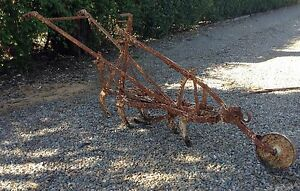 Old plough Windsor Hawkesbury Area Preview