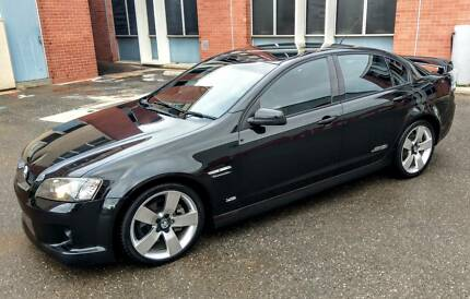 2007 MY08 HOLDEN VE COMMODORE SSV 6.0L V8 6 SPEED MANUAL Hendon Charles Sturt Area Preview
