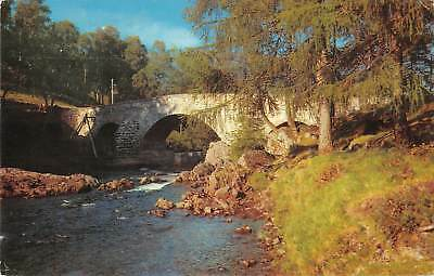 uk9944 bridge of balgay glen lyon scotland   uk