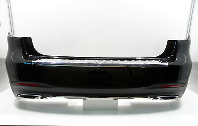 Mercedes GLS X166 ori PTS Heckstoßstange Stoßstange AMG Styling Paket 1668853900
