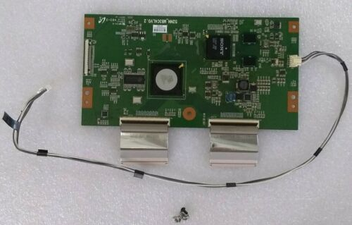 SONY KDL-52V5100 T-CON BOARD 52NN_MB3C4LV0.4 with Ribbins and Cable
