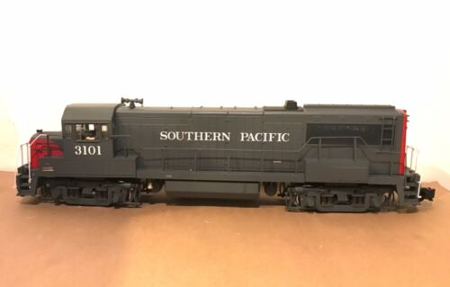 ARISTOCRAFT G SCALE ART-22101 GE U25B SOUTHERN PACIFIC DIESEL LOCOMOTIVE 3101 OB