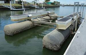 Boat Lift HydroLift H Series H60 Boat Lift/Dry Docking System Runaway Bay Gold Coast North Preview