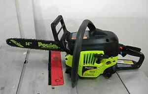 SALE! POULAN 14 INCH CHAINSAW- NEW! NEVER USED Lightweight  BO