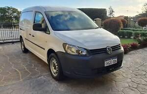 2013 Volkswagen Caddy Maxi LWB Van