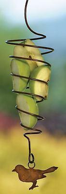 Birdfeeder Spiral Fruit Spear Suet Bird feeder