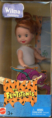 Wilma from The Flintstones Kelly-sized Doll (Sister of Barbie) (New)