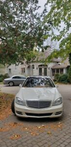 MERCEDES S550 4 Matic !2010 FULLY LOADED panoramic Fully loaded