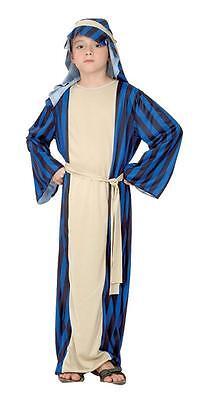 BOYS GIRLS SHEPHERD JOSEPH INN KEEPER NATIVITY FANCY DRESS COSTUME