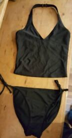 Black F&F bikini size 10/12