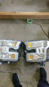 Ford F-150 headlights