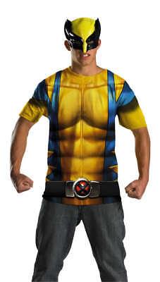 Herren Erwachsene Marvel Universum Wolverine - Wolverine Herren Kostüm