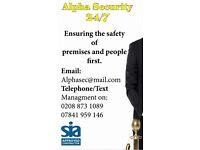 Security guards/ DoorSupervisor