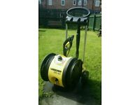 Karcher Pressure Washer k750mx very powerful
