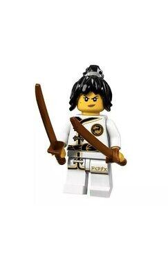 LEGO Ninjago Movie Minifigures Series 71019 - Spinjitzu Training Nya