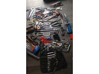 Tool job lot various tools some old some new open to offers