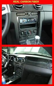 Ford Mustang Base Gt 500 Interior Carbon Dash Trim Kit 2010 2011 2012 2013 2014 Ebay