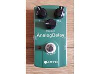 JOYO Analog Delay Guitar Pedal