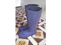 Riding boots / wellies - 6
